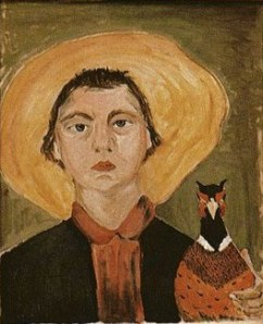 self-portrait1953 - from Caelum Et Terra