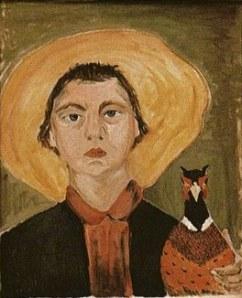 self-portrait1953 - from Caelum Et Terra